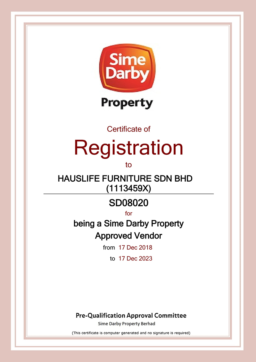 Sime Darby Recognition