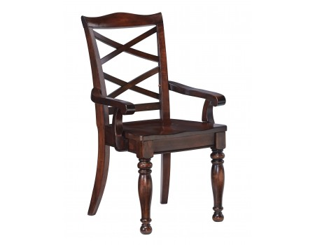 Porter - Dining UPH Arm Chair (2/CN)