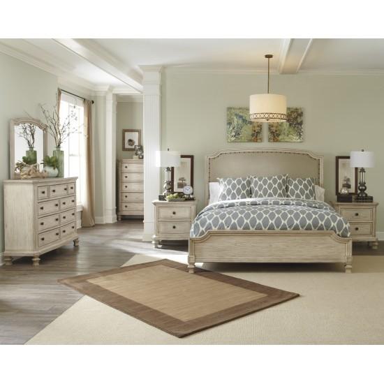 Demarlos - Queen Bedroom Set