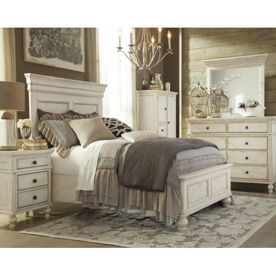 Marsilona - King Bedroom Set
