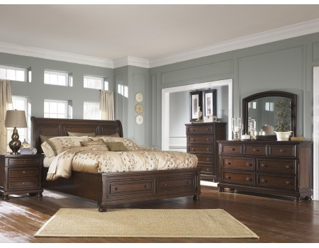 Porter - King/Cal Bedroom Set