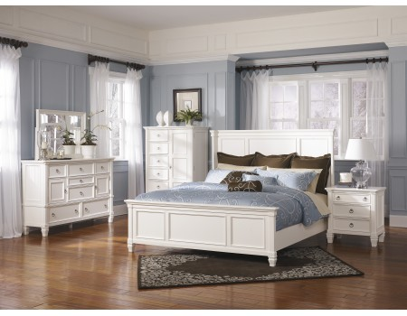 Prentice - King Bedroom Set