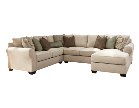 Wilcot  - Sectional Sofa