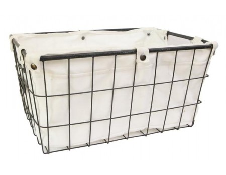 IRON BASKET (Set of 2)