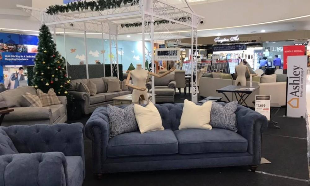 Ashley Furniture HomeStore Kuala Lumpur Pre opening event