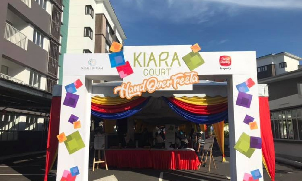 Kiara Court Sime Darby Property Mass Handing Over