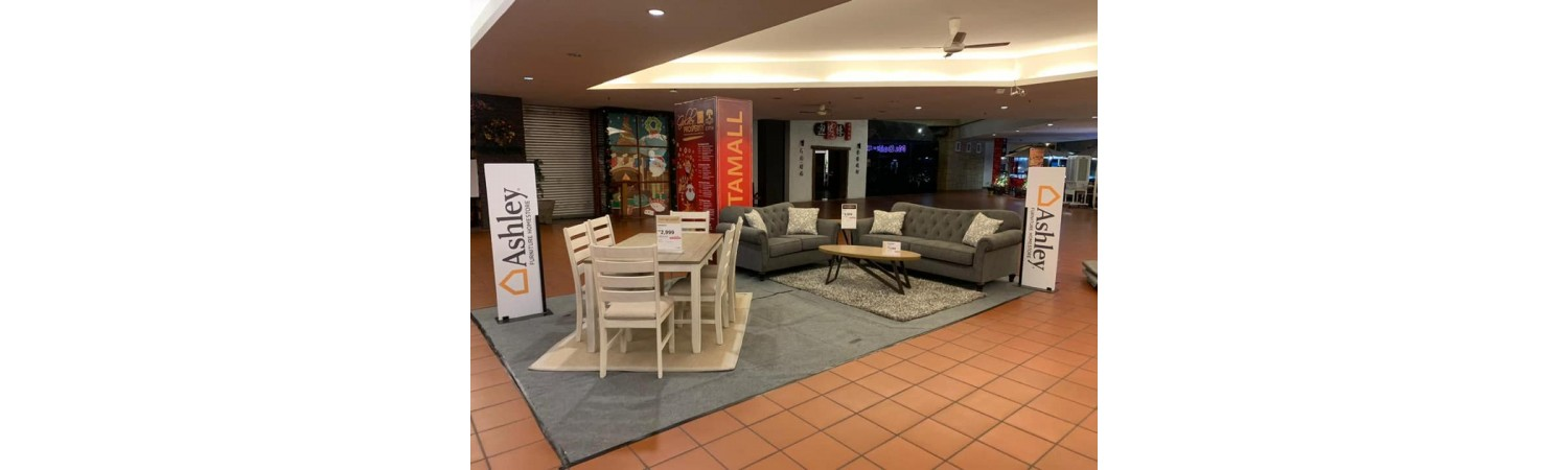 Ashley Furniture HomeStore Roadshow