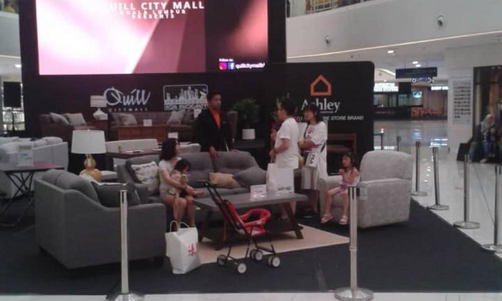 Quill City Mall Roadshow